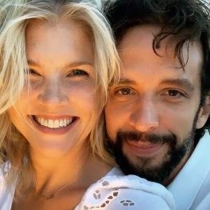 Amanda Kloots e Nick Cordero