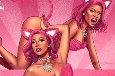 Nicki Minaj e Doja Cat levaram parceria para o topo da Hot 100