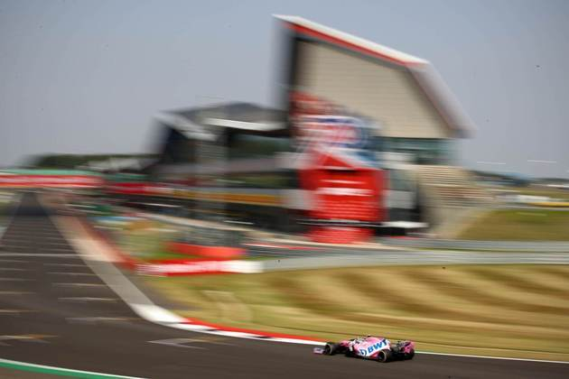 Nico Hülkenberg largou pela primeira vez desde o GP de Abu Dhabi de 2019