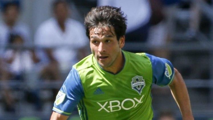 Nicolás Lodeiro (32 anos) - Clube: Seattle Sounders - Posição: meia - Valor de mercado: 5,5 milhões de dólares.