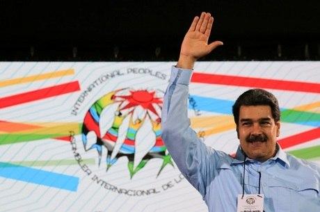 Maduro não citou retorno de Juan Guaidó