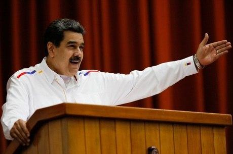 Maduro é acusado de narco terrorismo nos EUA