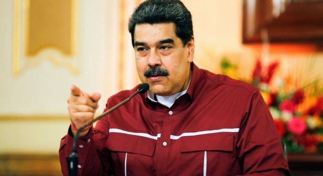 """A confiança na vitória do governo é vista na fala de Maduro, que repetiu durante a campanha que """"se a oposição voltar a ganhar, saio da Presidência"""""""