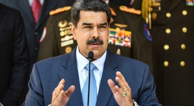 Alguns dias atrás, Nicolás Maduro falou sobre como a Venezuela está se preparando para enfrentar o coronavírus