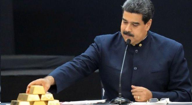 Nicolás Maduro decretou o Arco Mineiro do Orinoco como zona estratégica de desenvolvimento