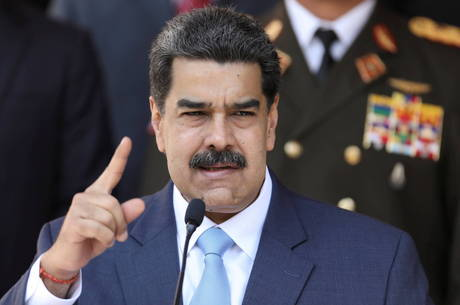 Maduro critica processo contra ele nos EUA