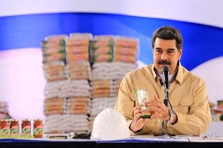 Maduro fez anúncio nesta quarta-feira (4)
