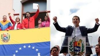 __Entenda 'crise de dois presidentes' que deixa a Venezuela dividida__ (Reprodução)