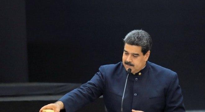 Maduro garantiu investimento bilionário da Rússia no ouro venezuelano