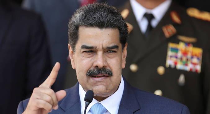 Maduro pediu para União Europeia mudar política após sanções