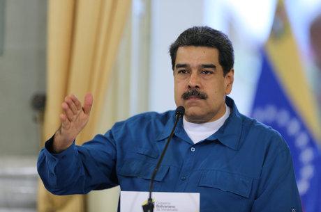 Maduro ordenou fechamento de fronteira