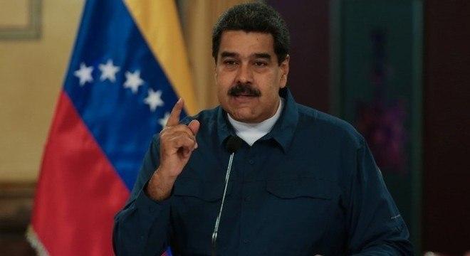 Trump chegou a afirmar que não descarta intervenção militar contra a Venezuela