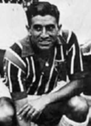 Nicolás Moreno - O jogador disputou 37 jogos e marcou sete gols durante sua passagem pelo São Paulo entre os anos de 1952 e 1953.