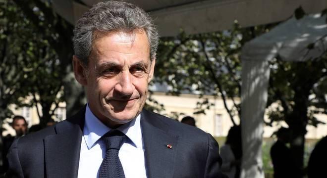 Nicolas Sarkozy chegou a devolver os gastos graças a uma campanha de doação