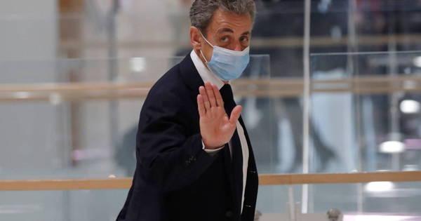 Julgamento de Sarkozy é adiado devido ao estado de saúde de corréu
