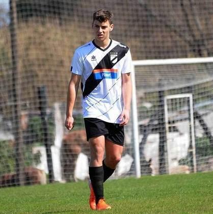 Nicolás Siri (Uruguai) - Clube: Montevideo City Torque (Uruguai) - Posição: Atacante