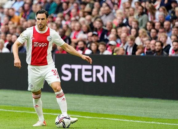 Nicolás Tagliafico - 28 anos - Ajax - Lateral-esquerdo: se destacou no Independiente, clube pelo qual conquistou a Sul-Americana de 2017, e atua desde 2018 no Ajax.