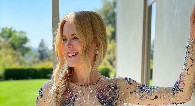 Kidman lidera um elenco que inclui Melissa McCarthy, Bobby Cannavale e Michael Shannon