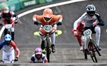 Niek Kimmann, BMX