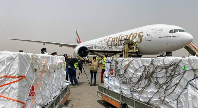 Nigéria recebe primeiro lote de vacinas do Covax