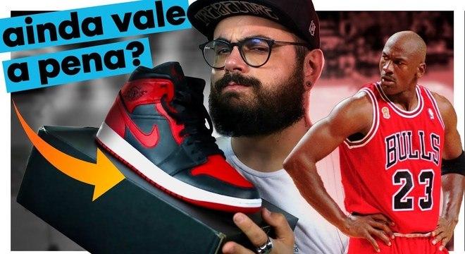 Nike Air Jordan 1: ainda vale a pena ter um?