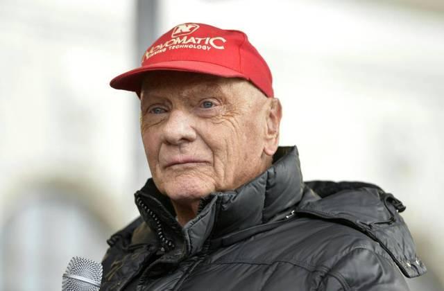 Niki Lauda - Tricampeão da Fórmula 1, o austríaco Niki Lauda morreu com 70 anos, no dia 20 de maio de 2019