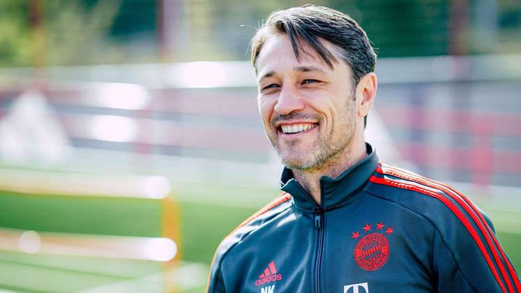 Niko Kovac - Último clube: Bayern de Munique