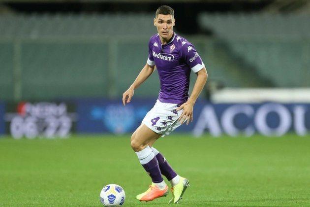 Nikola Milenkovic - 23 anos - Zagueiro - Clube: Fiorentina - Contrato até: 30/06/2022