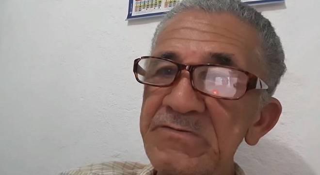 Nilson Izaias, 72, lamentou os boatos sobre pedofilia