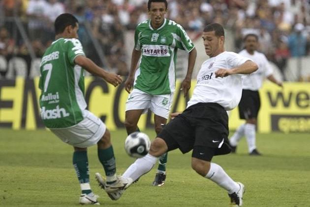 Nílton - volante - 34 anos - Revelado na base corintiana, atuou no clube em 2005, e depois em 2007 e 2008. Hoje defende o Real Tomayapo, da Bolívia.