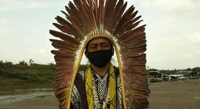 Comunidade dos Huni Kuin, segundo o líder Ninawa, soma 16 mil pessoas no Estado