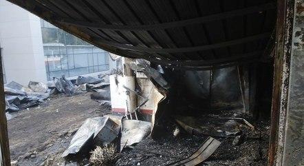 Incêndio no Ninho matou 10 jovens jogadores
