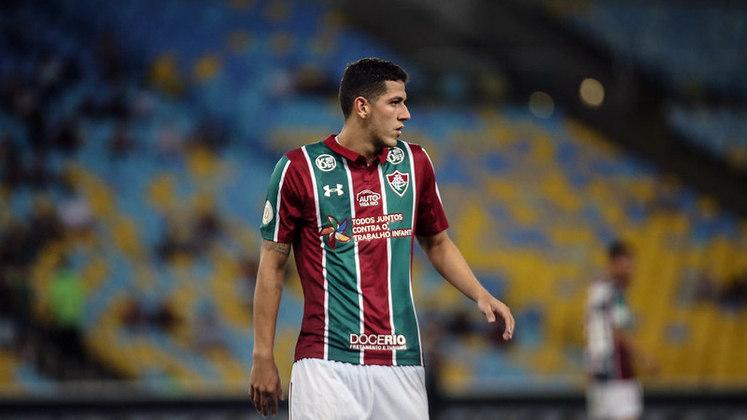 NINO (Z, Fluminense) - Foi medalhista dos Jogos Olímpicos e é um dos destaques da equipe das Laranjeiras. Pode ser uma das surpresas do técnico Tite.