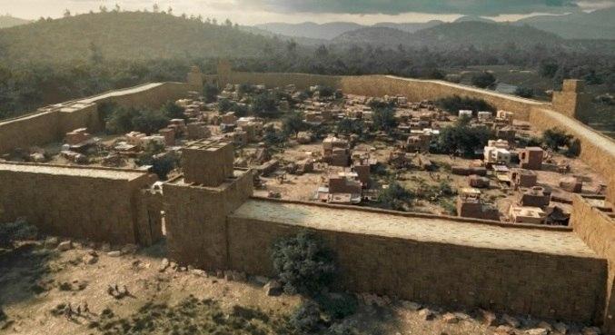 A torre de Babel estaria hoje em algum lugar da Mesopotâmia