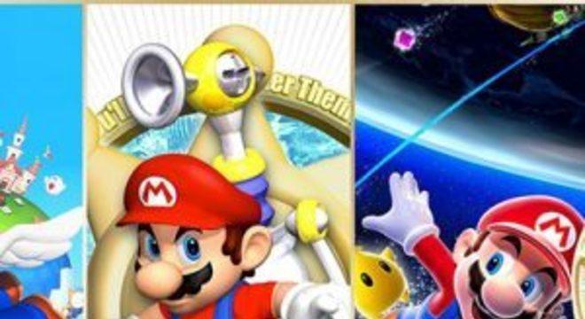 Nintendo anuncia coleção All-Stars com Super Mario 64, Sunshine e Galaxy para o Switch