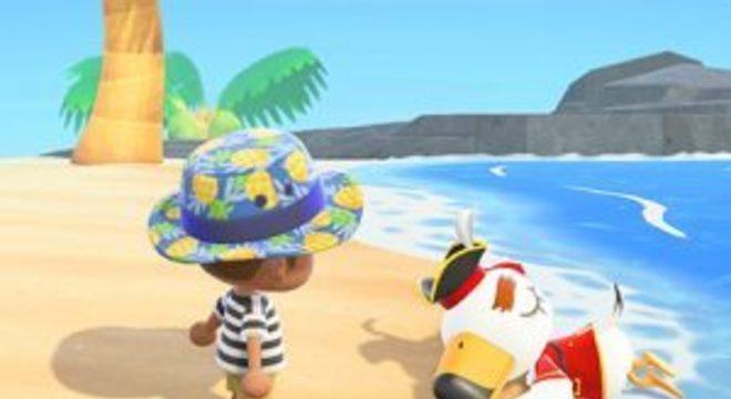 Nintendo anuncia expansões de verão para Animal Crossing: New Horizons