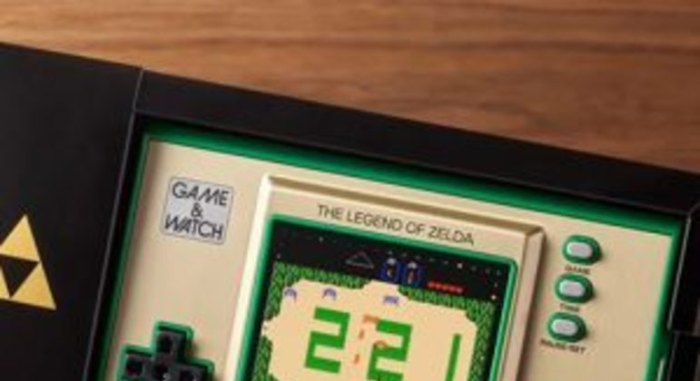 Nintendo anuncia Game & Watch especial de The Legend of Zelda