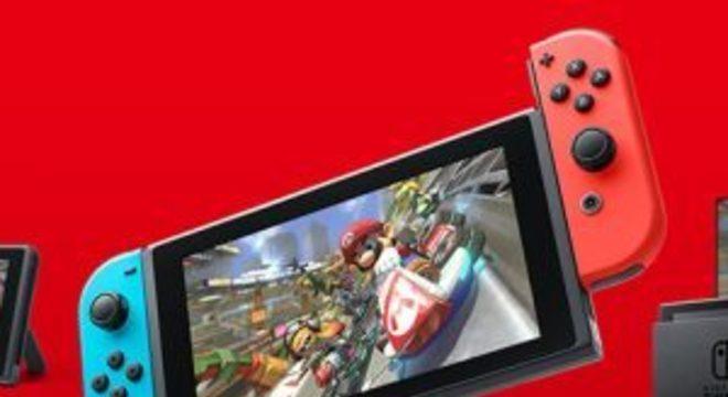 Nintendo anuncia lançamento oficial do Switch no Brasil