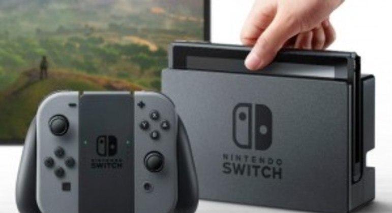 Nintendo está aumentando produção do Switch antes de lançar o Switch Pro