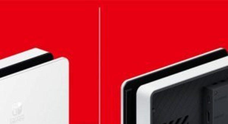 Nintendo irá vender dock do Switch OLED separadamente