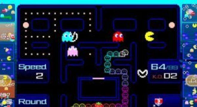 "Nintendo lança Pac-Man ""battle royale"" substituindo Super Mario 35"