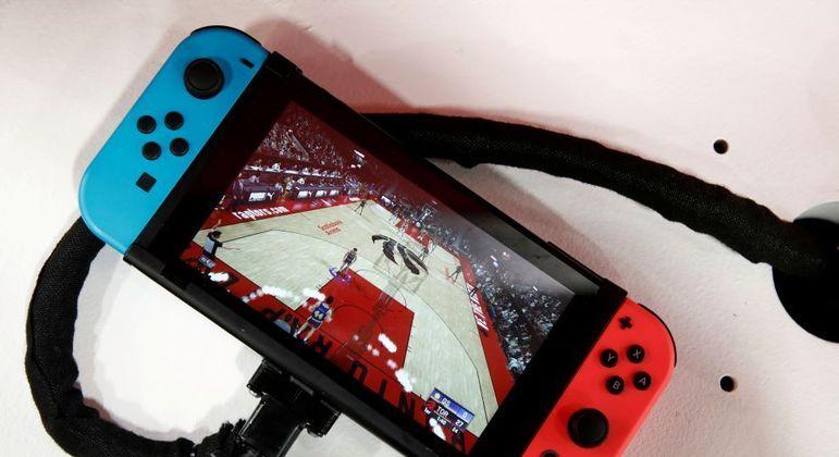 Nintendo vai lançar um novo modelo do Switch, seu console portátil