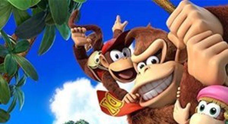 Nintendo pode reviver Donkey Kong com novo jogo e animação