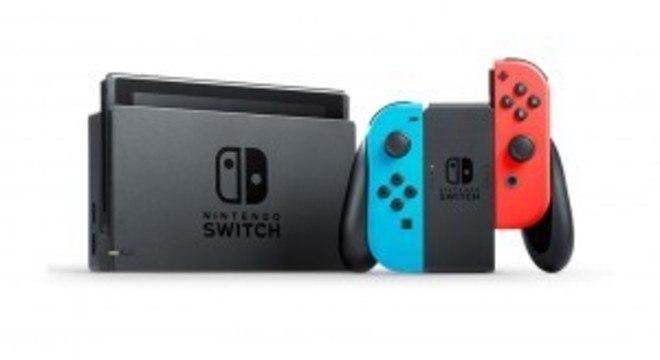 Nintendo Switch chega oficialmente ao Brasil em 18 de setembro e custará R$ 2.999