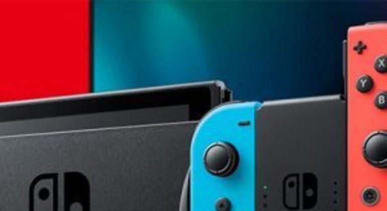 Nintendo Switch Pro terá USB 3.0 e suporte para mesa no estilo Surface