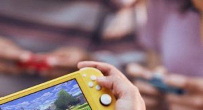 Nintendo Switch vendeu mais que o PS5 e o Xbox Series X|S em novembro
