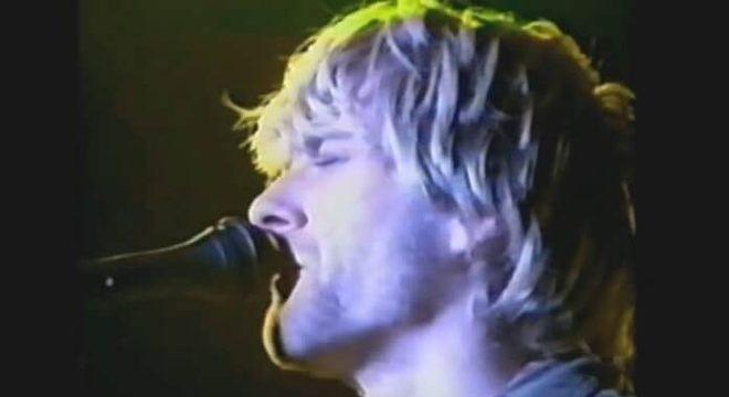 Nirvana na Argentina e Kurt Cobain puto