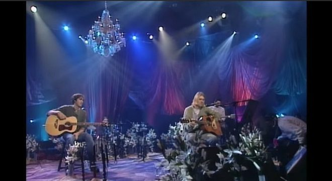 Nirvana Polly Unplugged MTV