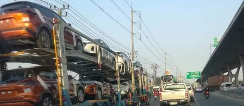 Nova traseira traz elementos já conhecidos no SUV desfilando rumo às concessionárias