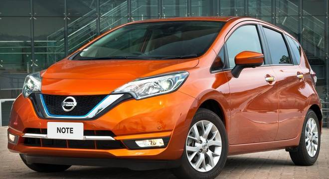 Nissan Note é um sucesso de vendas no Japão: mecânica será a mesma do Kicks e-Power